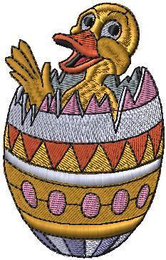 Kachna velikonoční