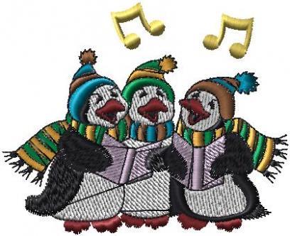 Zpívající tučňáci