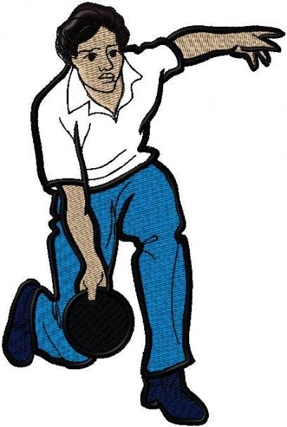 Hráč bowlingu 1