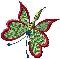Motýlek 2
