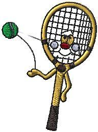 Raketa na tenis