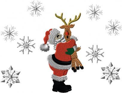 Vánoční motiv 1