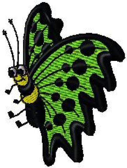 Motýl dětský