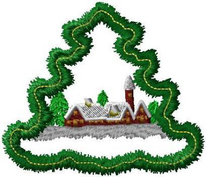 Vánoční stromeček 3