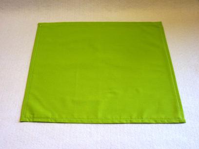 Svačinový ubrousek Světle zelená