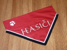 Šátek pro psy - reflexní provedení