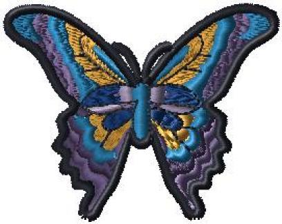 Motýlek 1