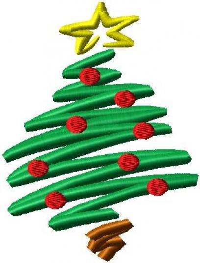 Vánoční stromeček 2