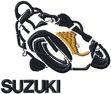 Motorka Suzuki