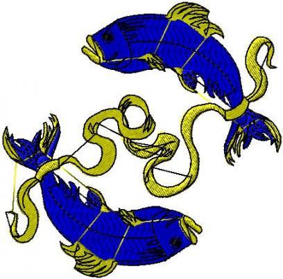 Ryby se stuhou