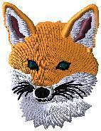 Liška hlava 2