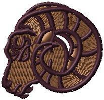 Muflon hlava