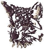 Liška hlava 1