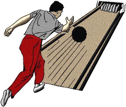 Hráč bowlingu 2