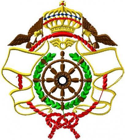 Námořní motiv 1