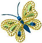 Motýl 6