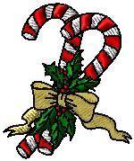 Vánoční hůlky